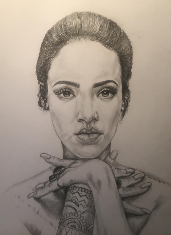 Rihanna by Linnette555